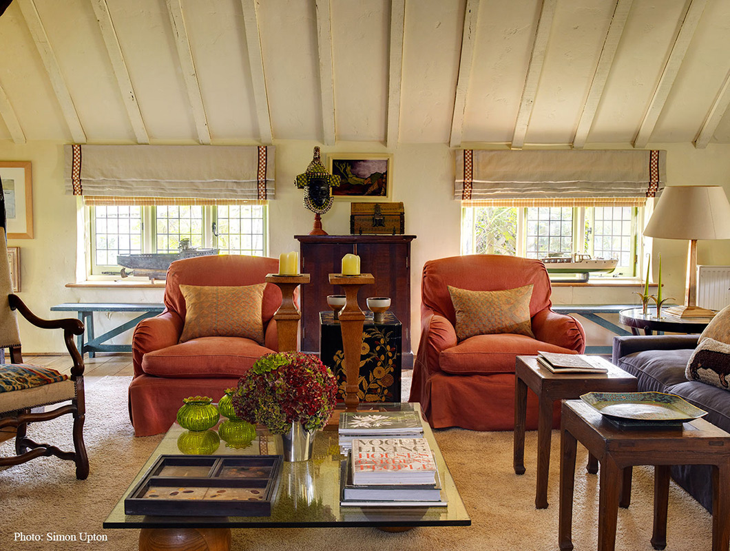Sitting Room 10 – Sibyl Colefax & John Fowler