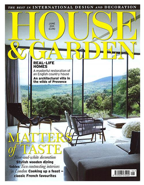 HOUSE & GARDEN JUN 11